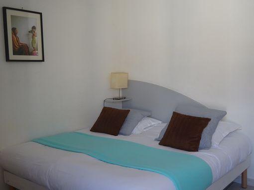 Studio - Appartement 19/21m² avec lit double