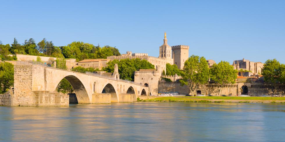 Le pont Saint Benezet